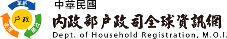 Department of Household Registration,